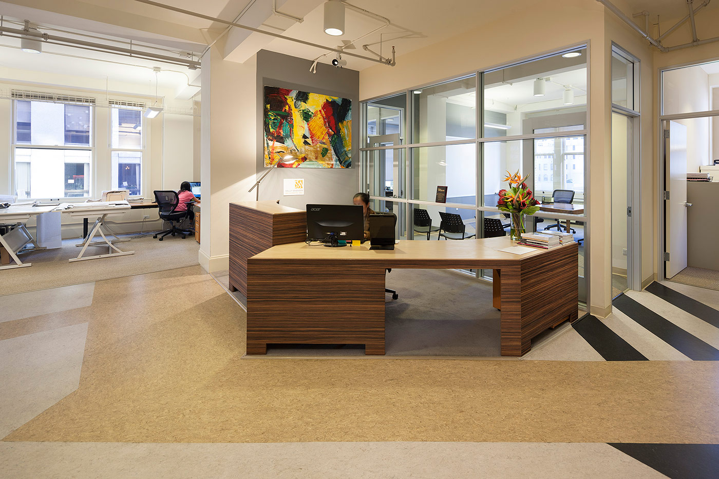 Sally Swanson Architects, Inc - San Francisco Office