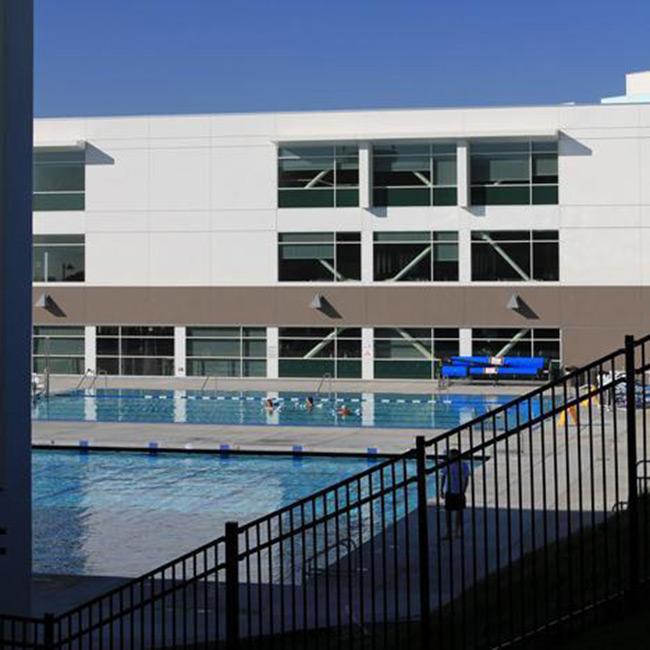 San Mateo Athletic Club Building  San Mateo Ca