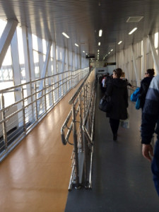 Sochi ramp