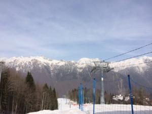 Sochi Ski Slope