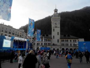 Sochi public spaces