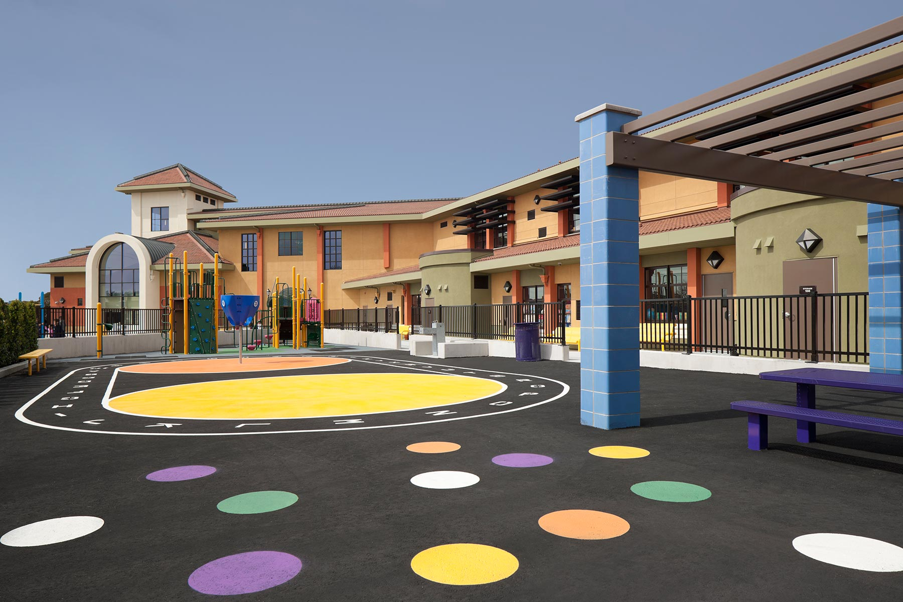 Education Projects - Ford Elementary School, Richmond, CA