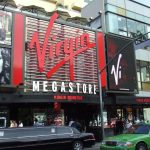 Virgin Megastore by Jaun Francisco-Diez