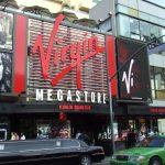 Virgin Megastore by Jaun Francisco-Diez