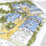 Planning and Pre-design Services - Scotts Valley Sketch