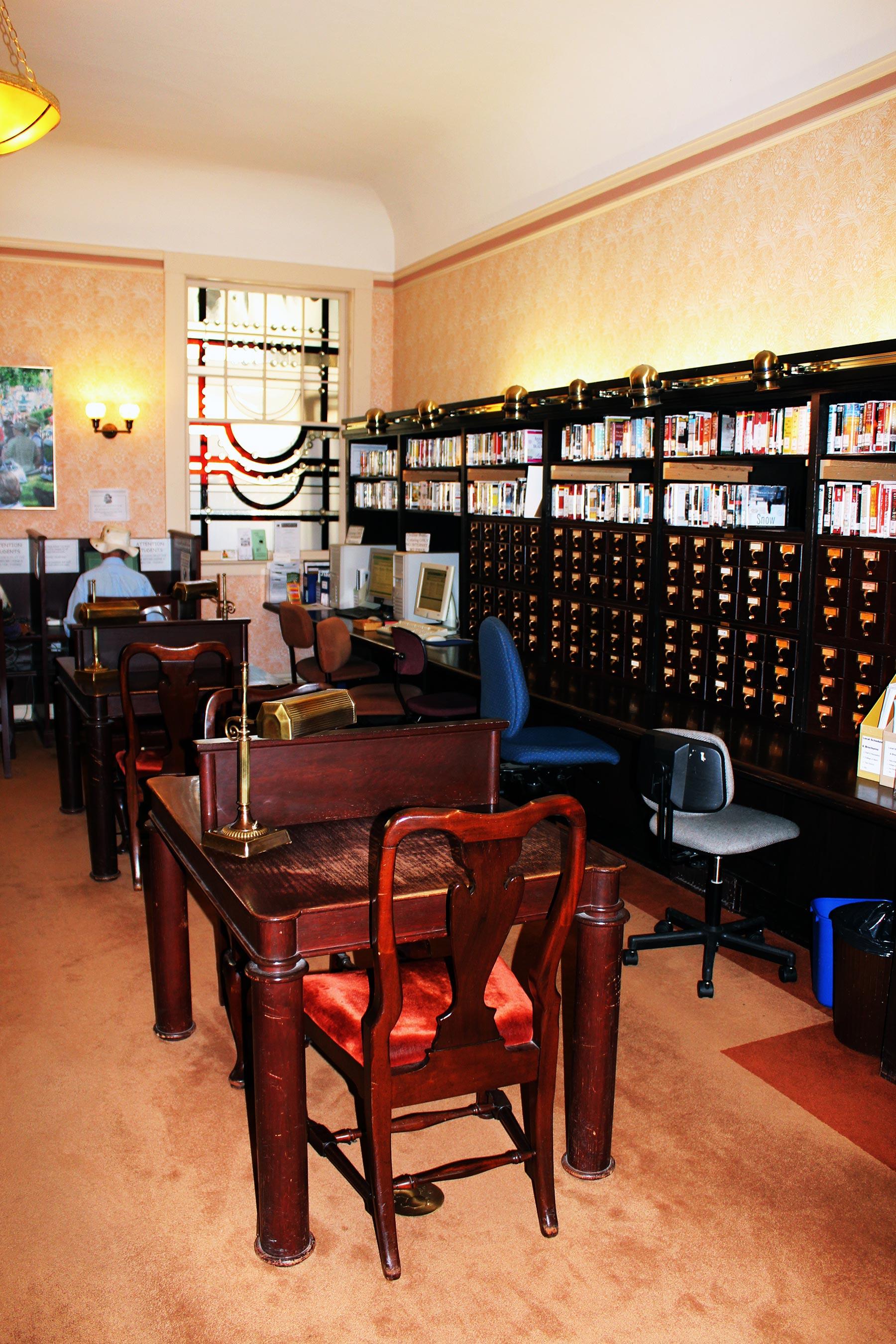 Historic Preservation - Larkspur City Hall Interior 3