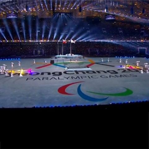 2018 Winter Paralympics (XII Paralympic Winter Games) in PyeongChang, South Korea