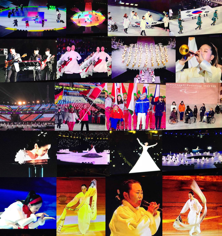 PyeongChang Paralympics 2018 Photo Montage 10 - Closing Ceremony